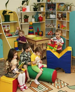 Дошкольное образование - развитие личности ребёнка раннего возраста